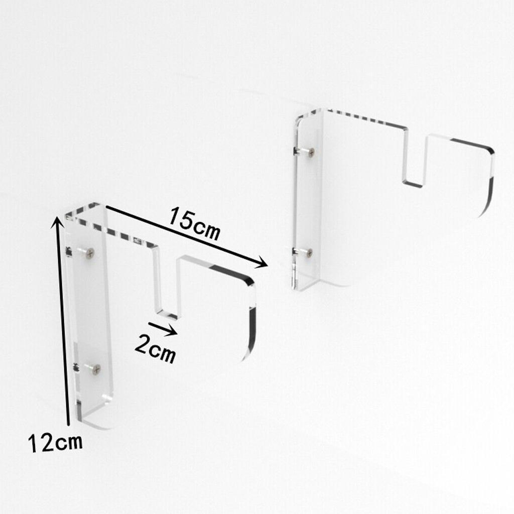 Supporti-per-skateboard-in-acrilico-Supporto-per-staffa-per-display-sul-ponte miniatura 3