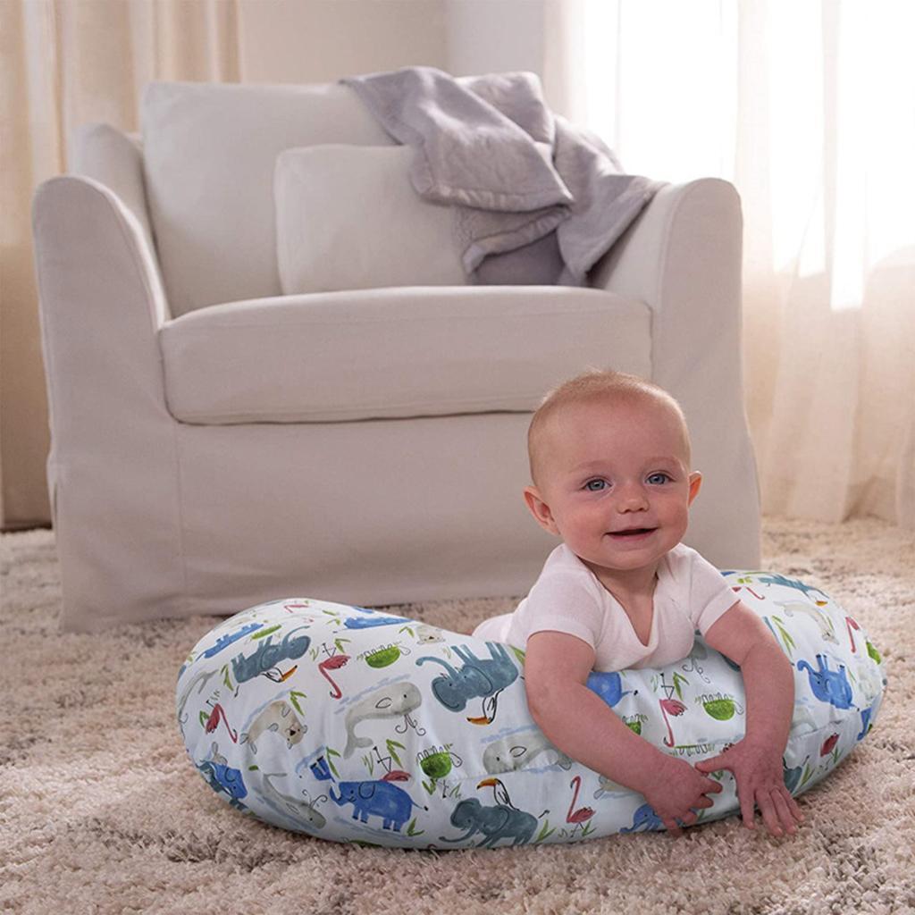 miniatura 4 - Fodera per cuscino per allattamento Fodera per cuscino per allattamento al