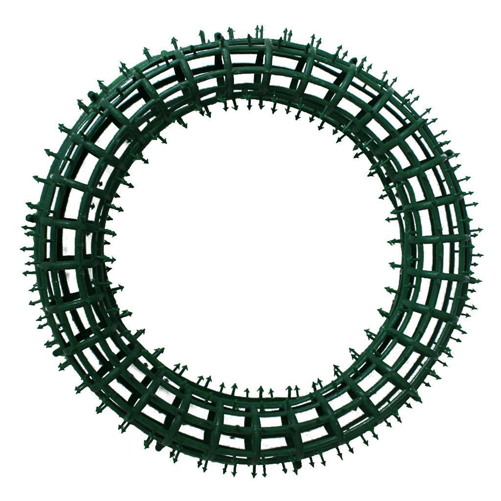 Fiore-artificiale-Della-Parete-di-Pannelli-di-Plastica-Del-Supporto-per-la miniatura 25