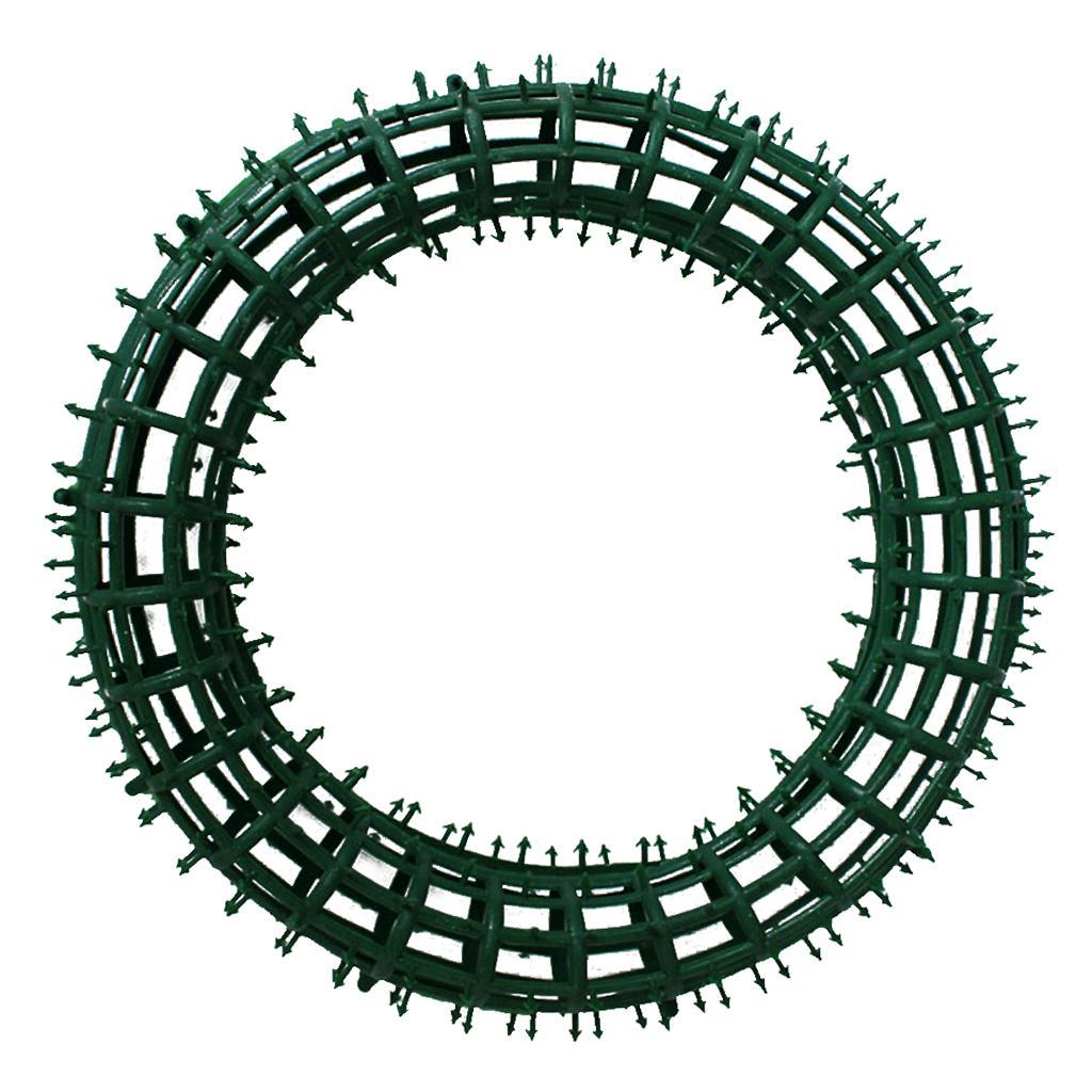 Fiore-artificiale-Della-Parete-di-Pannelli-di-Plastica-Del-Supporto-per-la miniatura 26
