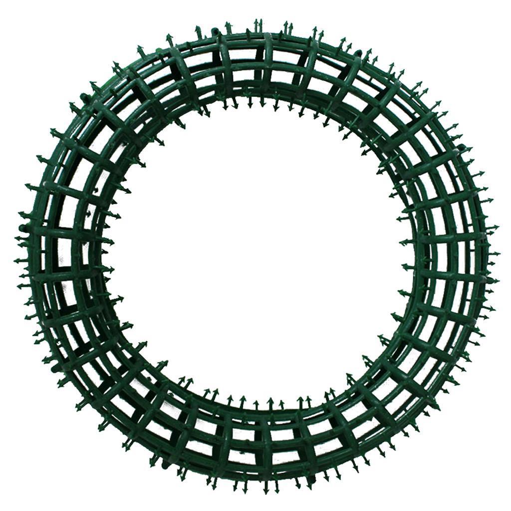 Fiore-artificiale-Della-Parete-di-Pannelli-di-Plastica-Del-Supporto-per-la miniatura 27