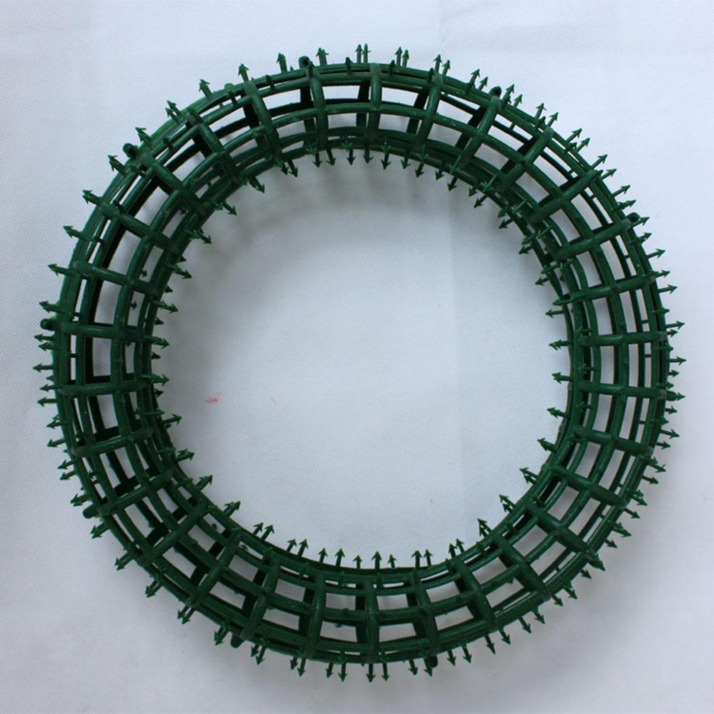 Fiore-artificiale-Della-Parete-di-Pannelli-di-Plastica-Del-Supporto-per-la miniatura 28