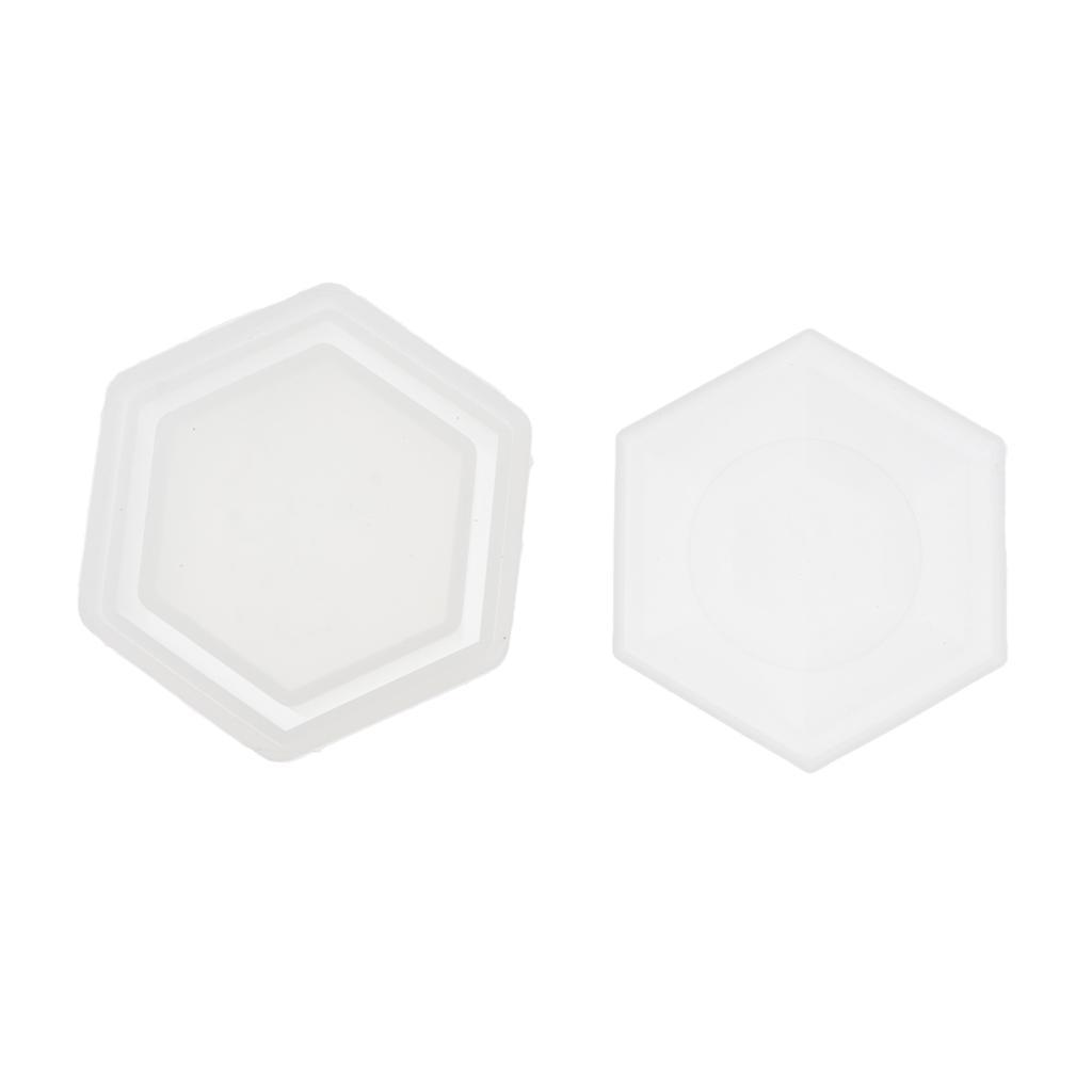 Indexbild 3 - Silikonform-Form-Blumentopf-Fuer-Harz-Schmuck-Machen-Ornamente