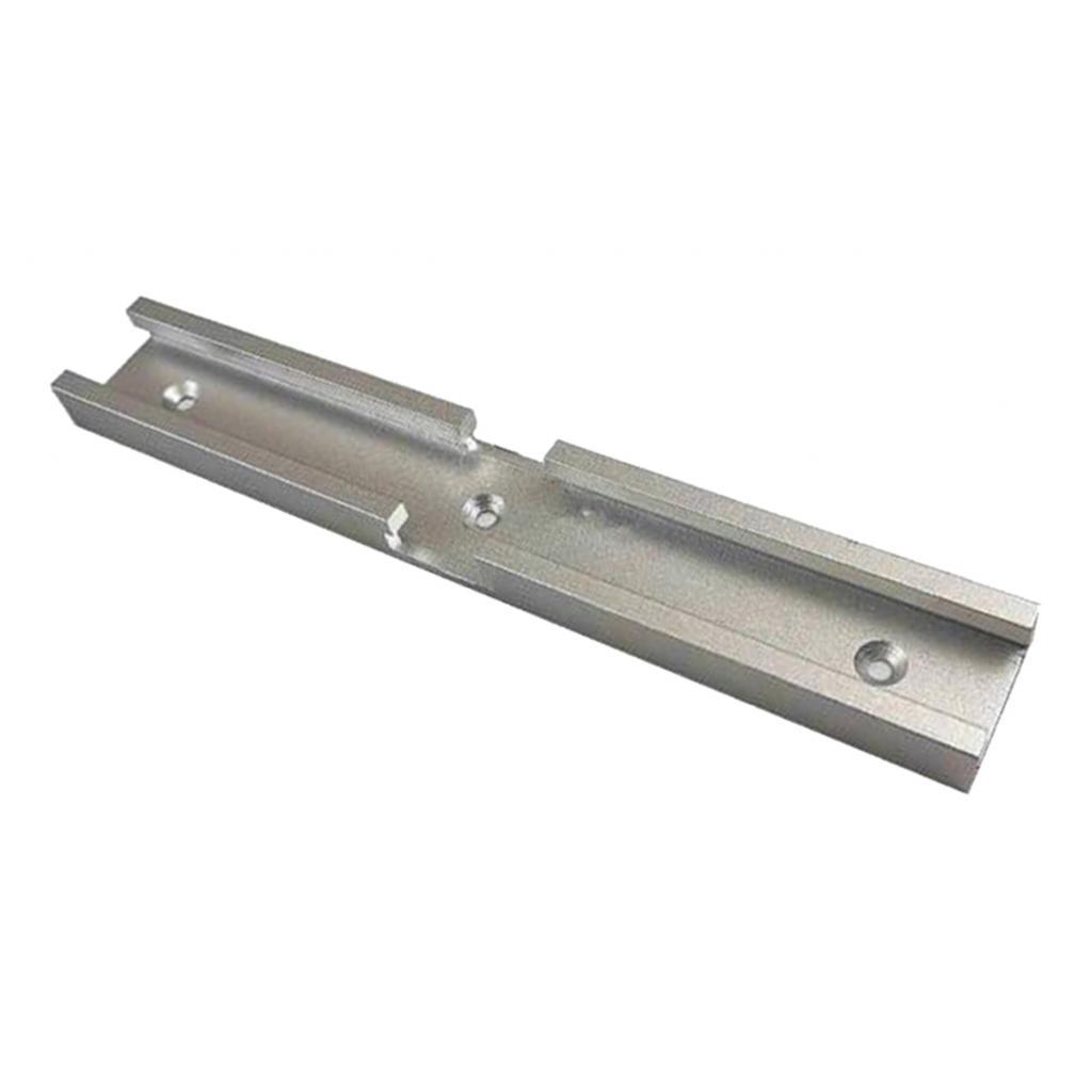 4-Sizes-T-tracks-Slot-Miter-Track-Aluminum-f-Router-Table-Woodworking-Tool thumbnail 9