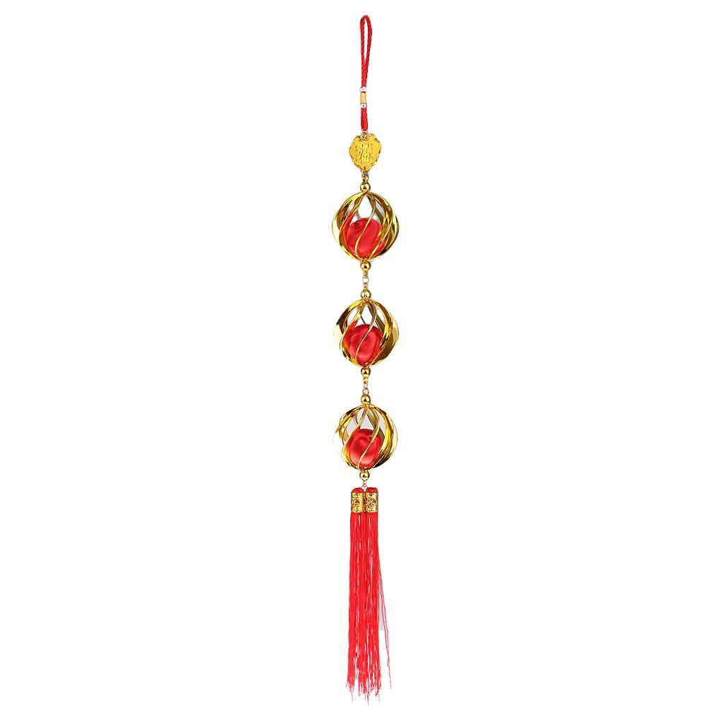 Fortune-Tassel-Hanging-Lucky-Chinese-Red-Lantern-Gift-for-Home-Wedding-Decor thumbnail 9