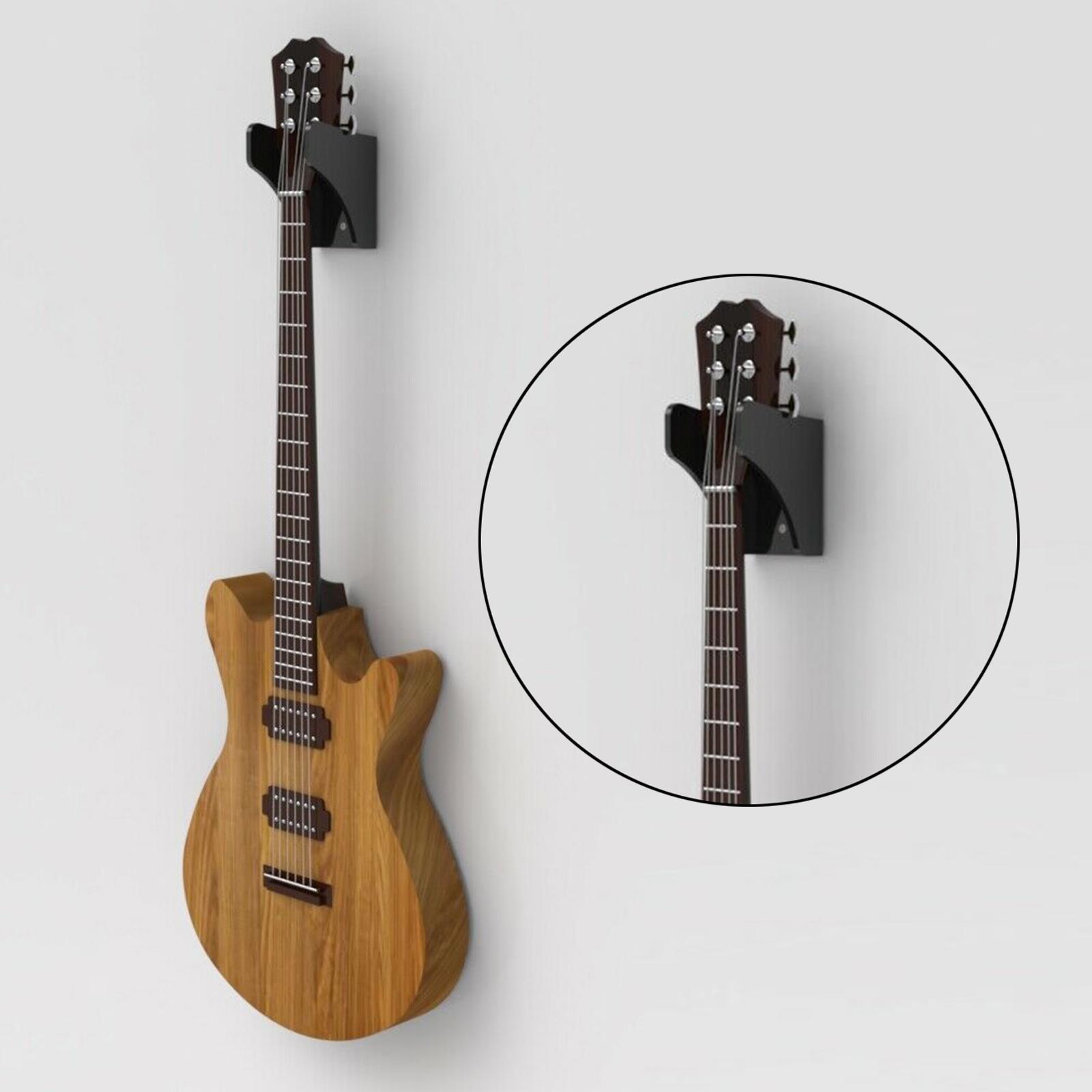 miniatura 7 - 1pcs guitarra colgador casa & Studio guitarra están 7,5