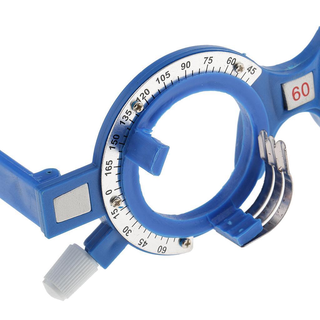 Optical-Optical-Lens-Trial-Optometry-Occhiali-per-Occhi-Equipaggiamento miniatura 17