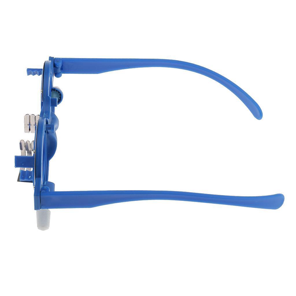 Optical-Optical-Lens-Trial-Optometry-Occhiali-per-Occhi-Equipaggiamento miniatura 16