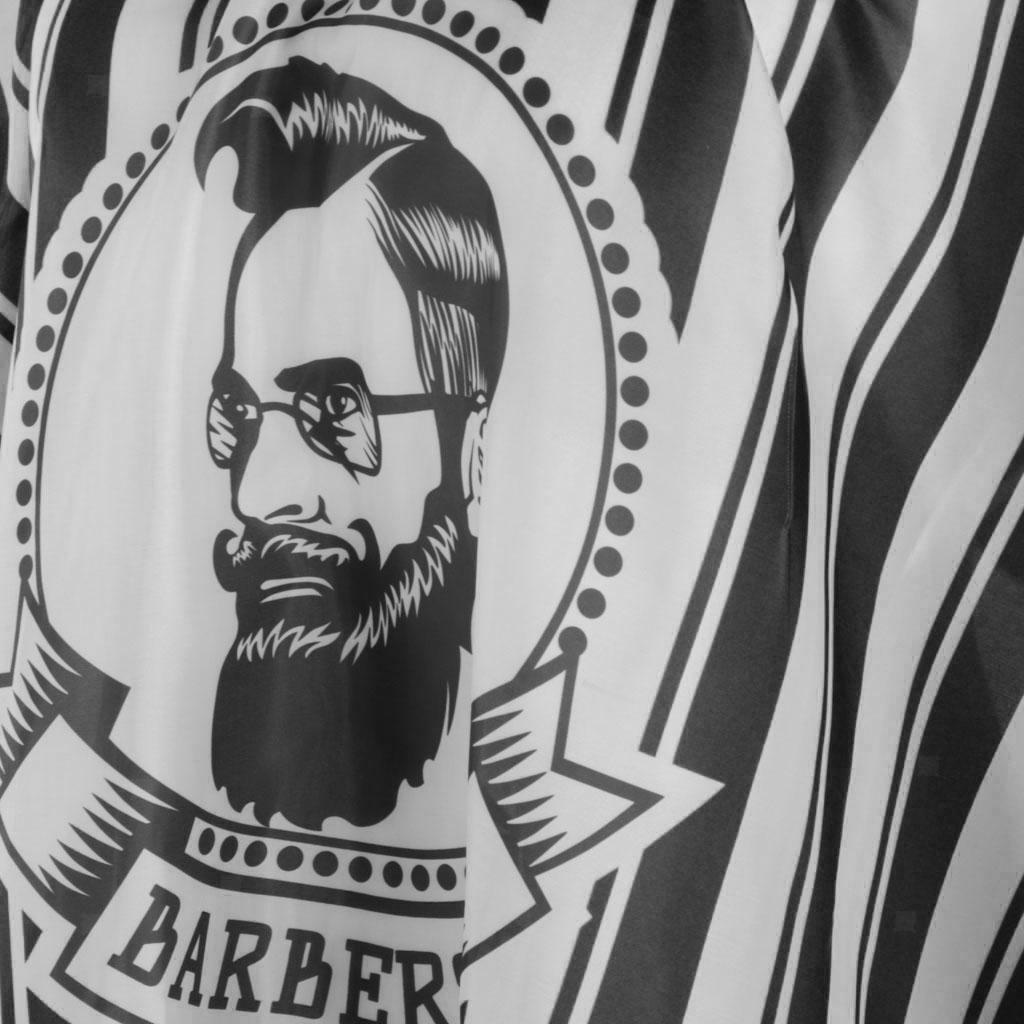 Cape-de-Coiffure-etanche-pour-Salon-de-Coiffure-Professionnel-et-Barbier miniature 10
