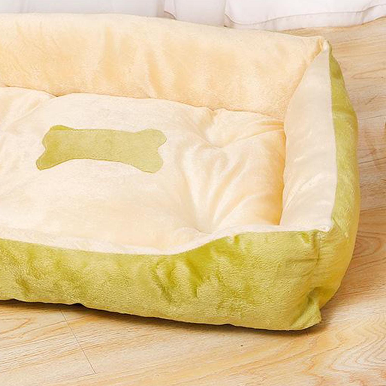 Indexbild 6 - Katze-Hund-Bett-Pet-Kissen-Betten-Haus-Schlaf-Soft-Warmen-Zwinger-Decke-Nest