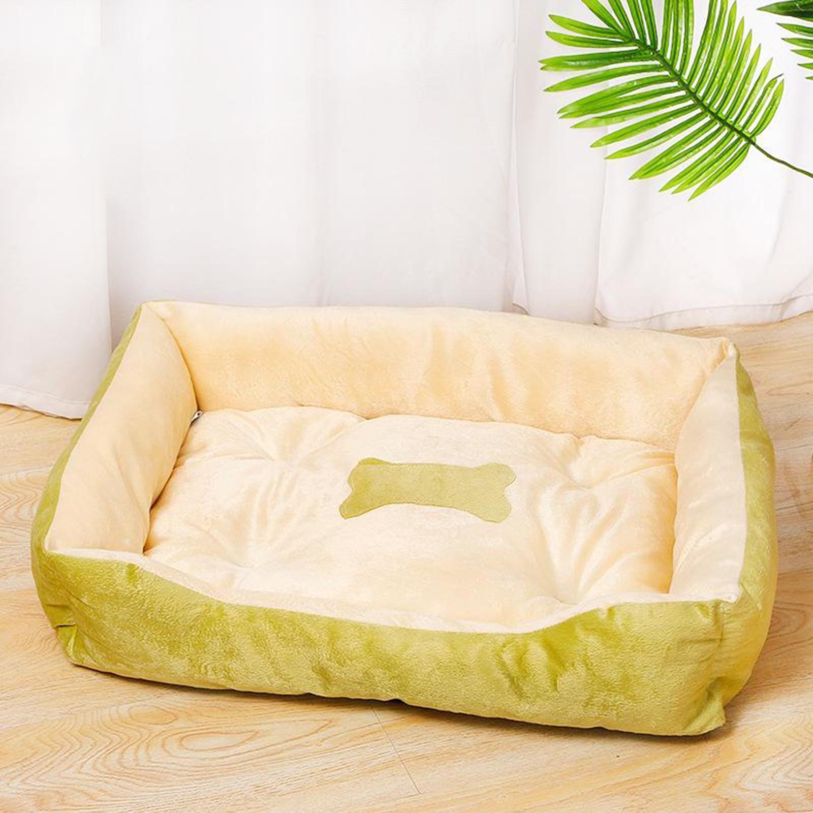 Indexbild 12 - Katze-Hund-Bett-Pet-Kissen-Betten-Haus-Schlaf-Soft-Warmen-Zwinger-Decke-Nest