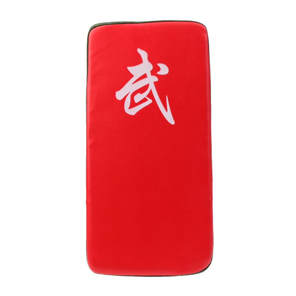 Karate Boxing Pad Strike Kick Shield Target Punching Bag Training Equipment