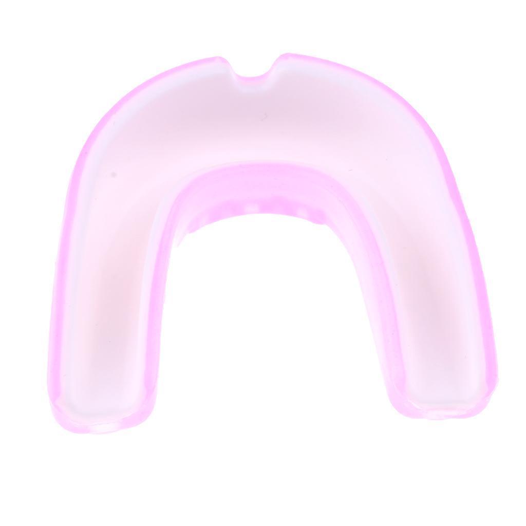 Indexbild 12 - EVA Adult Youth Mouthguard   Zahnknirschen Mundschutz Gum Shield für