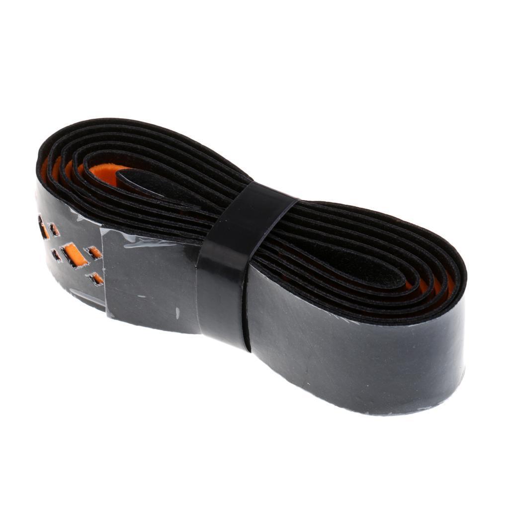 miniatura 10 - Nastro-per-canna-da-pesca-in-PU-elastico-antiscivolo-Tubo-per-impugnatura-per