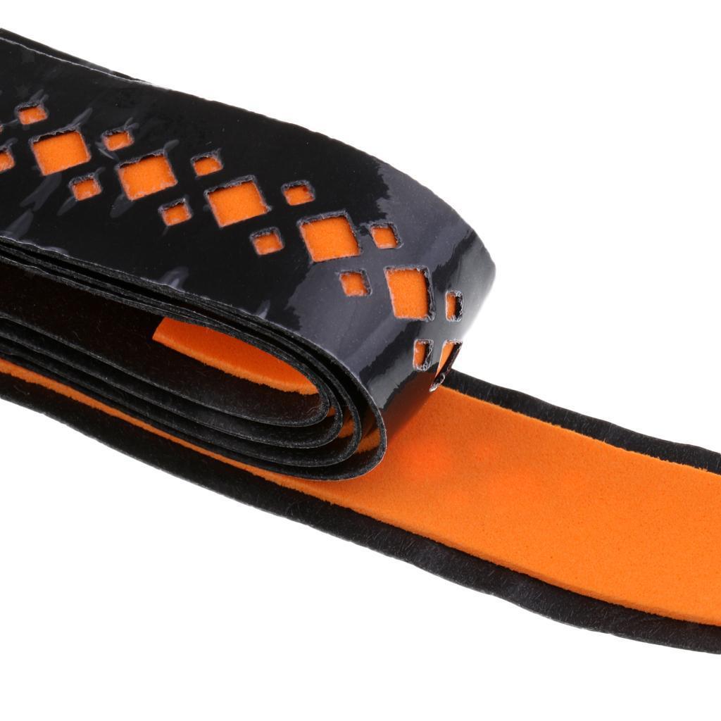 miniatura 9 - Nastro-per-canna-da-pesca-in-PU-elastico-antiscivolo-Tubo-per-impugnatura-per