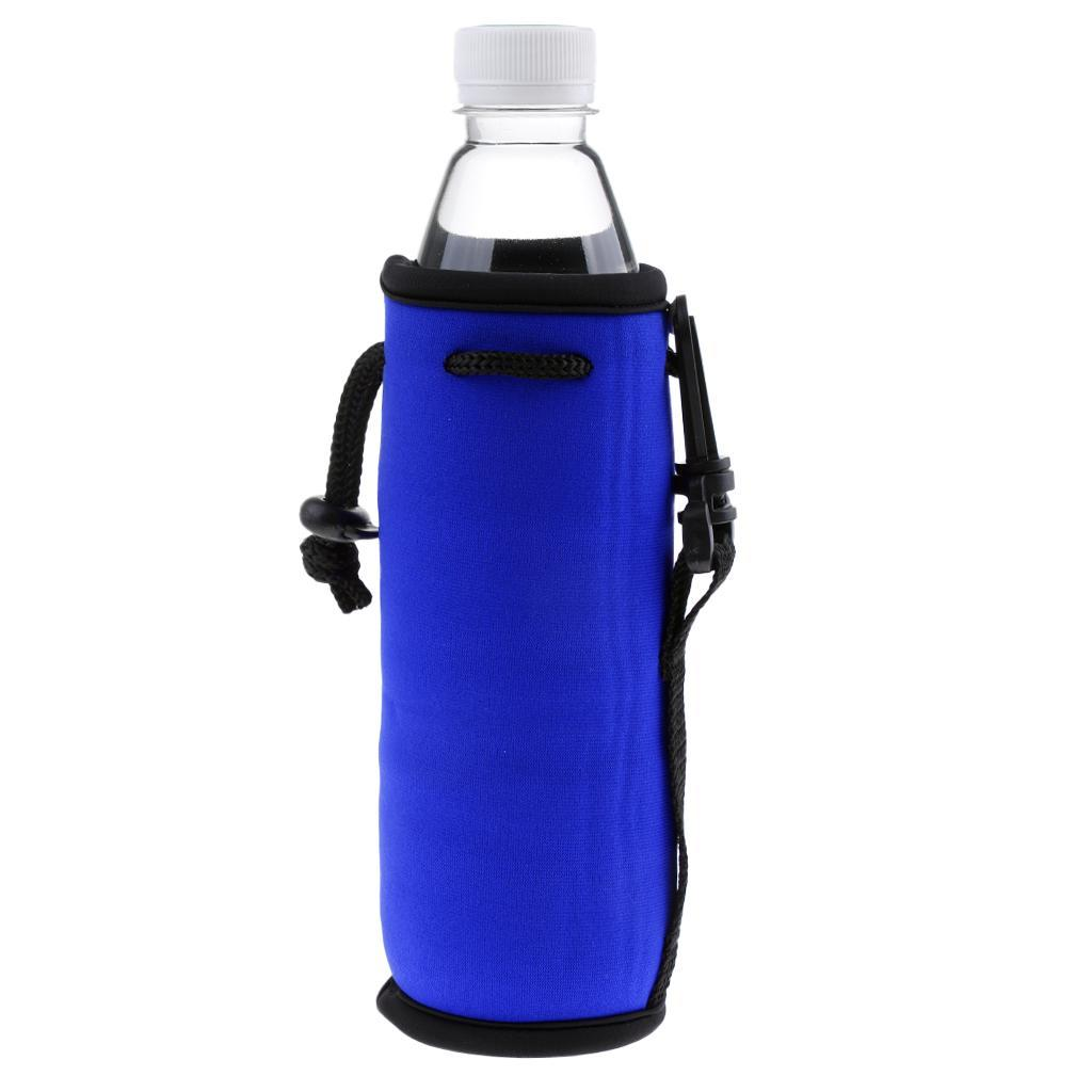 miniatura 9 - NEOPRENE Borsa isolati per lo sport bottiglia d'acqua COVER thermobeutel