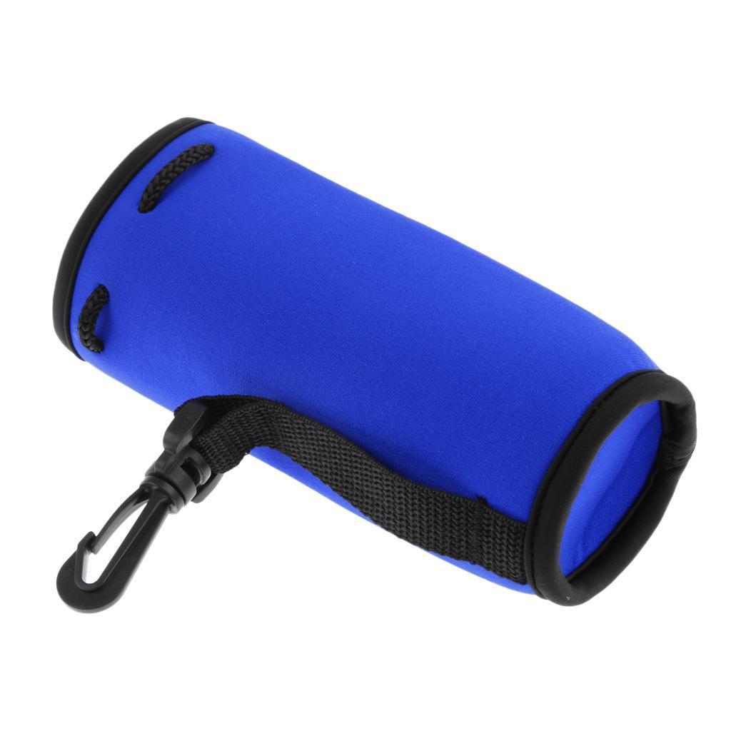 miniatura 10 - NEOPRENE Borsa isolati per lo sport bottiglia d'acqua COVER thermobeutel