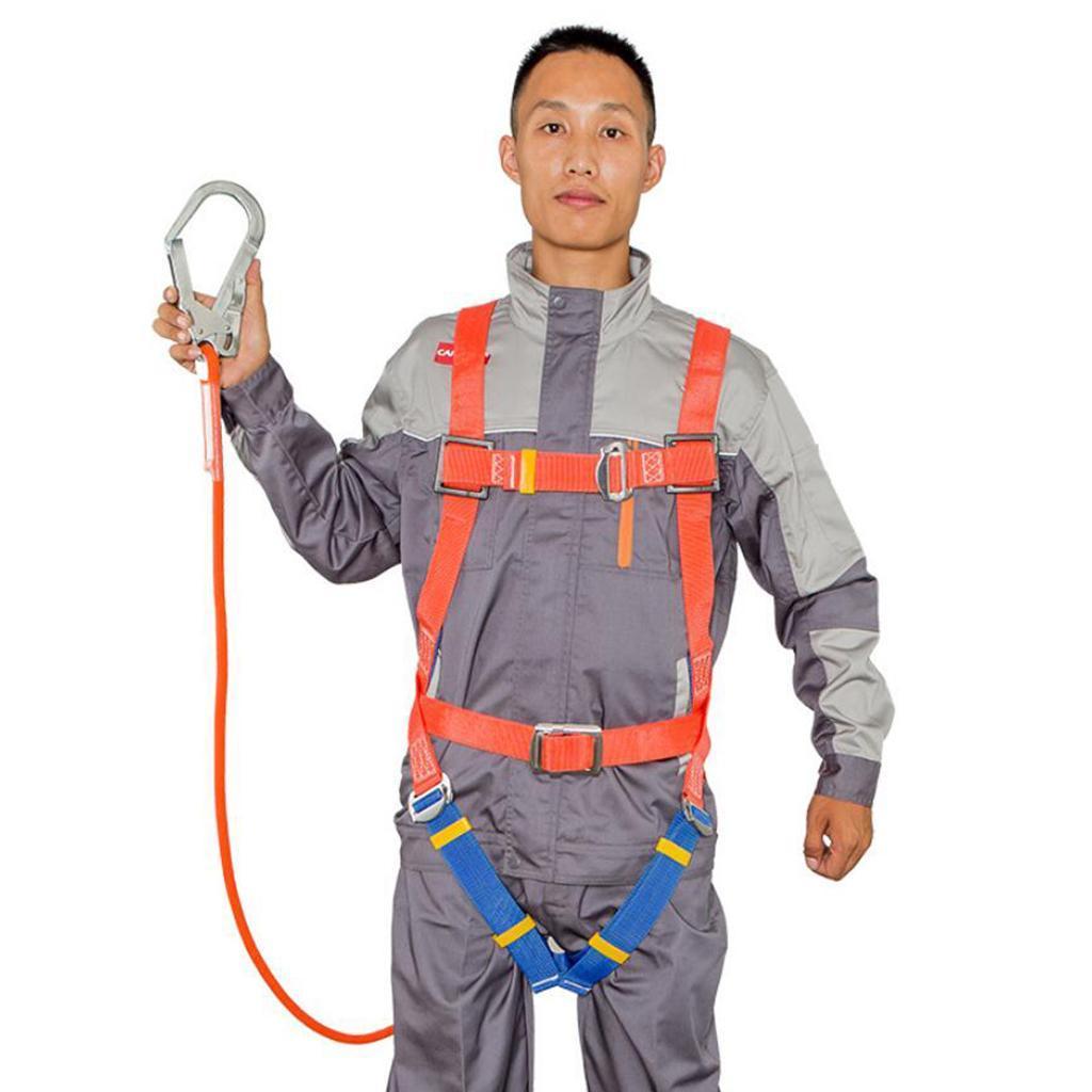 Construction-Harness-Protecta-Caving-Full-Body-Safety-Fall-Protection thumbnail 30