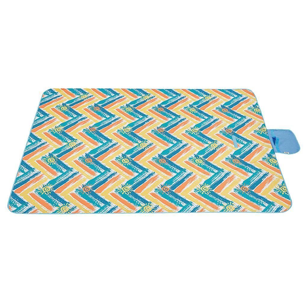 miniatura 41 - Pieghevole Coperta di Campeggio Esterna Spiaggia Festival Fondo in Materiale
