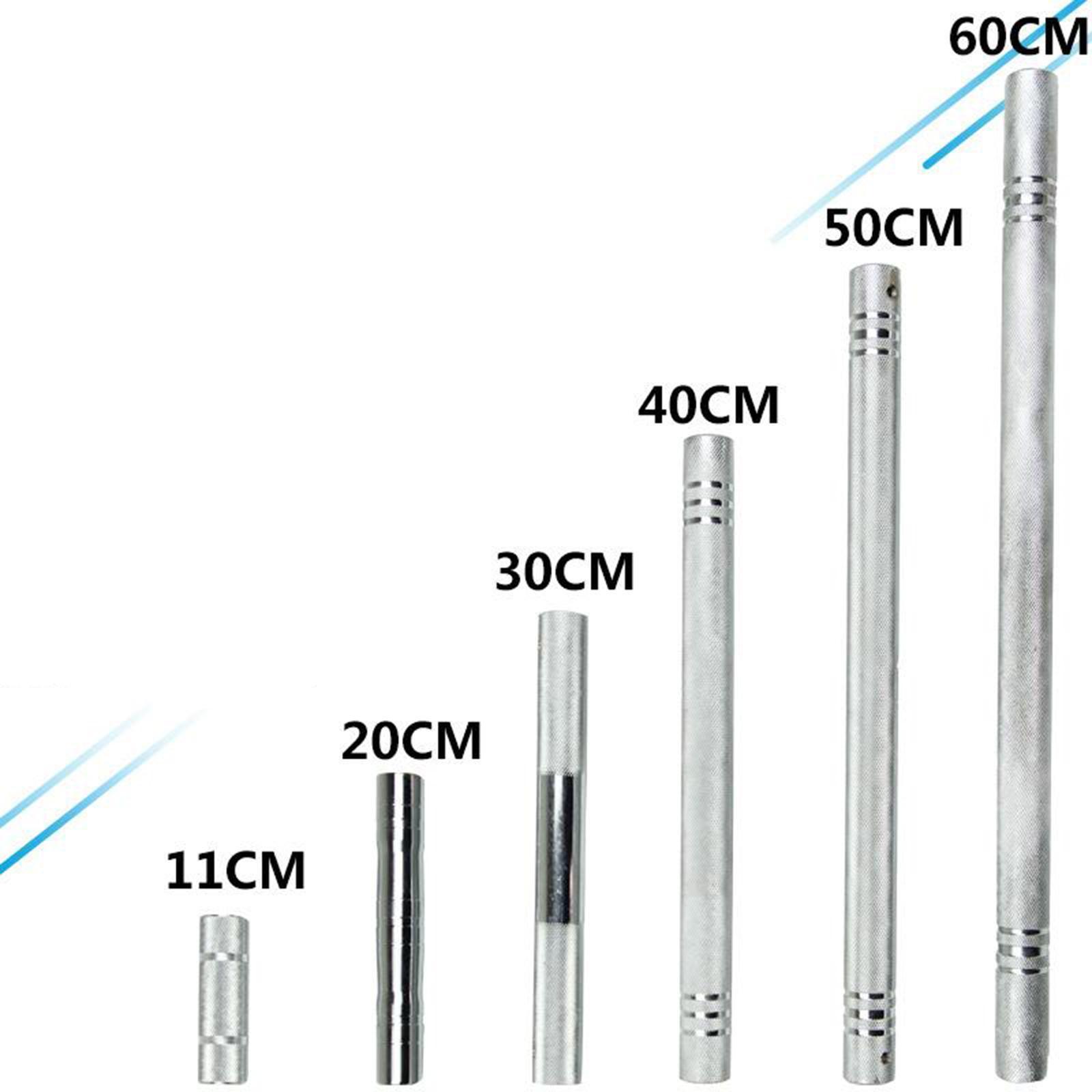 miniature 3 - Coupleur de connexion de joint de poteau d'extension de tige de barre