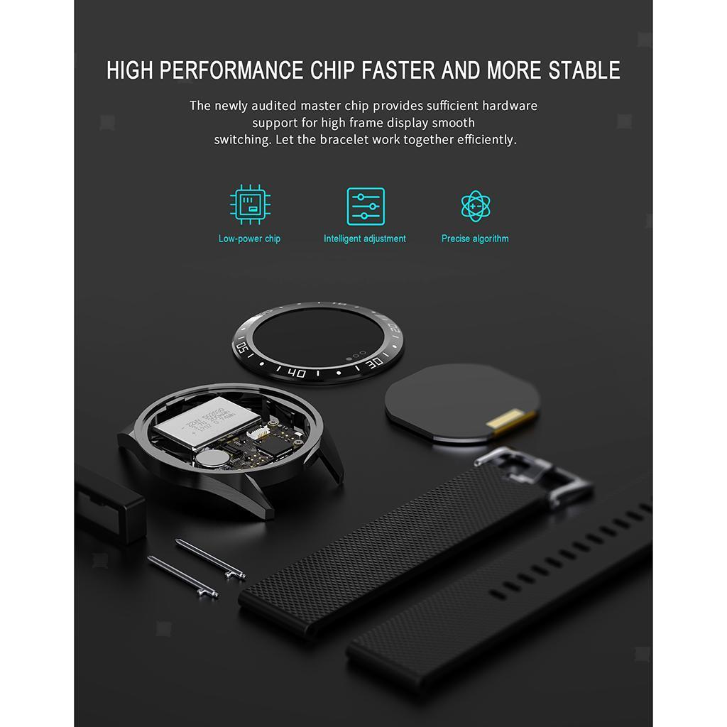 Indexbild 6 - Smartwatch Sportuhr mit Herzfrequenz Blutsauerstoffüberwachung Schlafmonitor