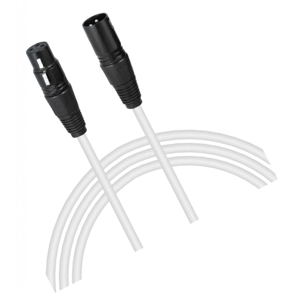 3-Pin-XLR-Microphone-Cable-Male-To-Female-Patch-Mic-Lead-XLR-Patch-Cable thumbnail 10
