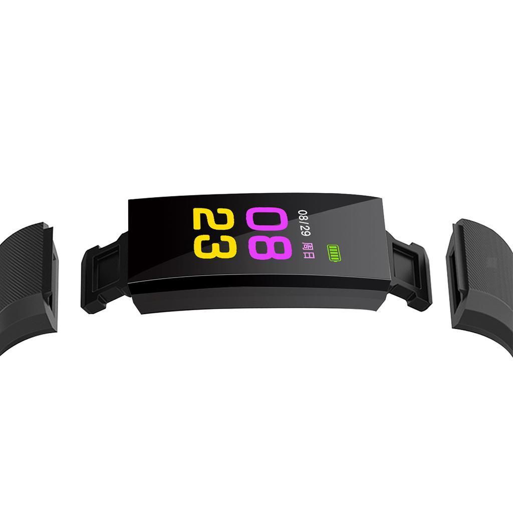 Indexbild 4 - 115Plus Smart Watch Armband Fitness Tracker Herzfrequenzmesser