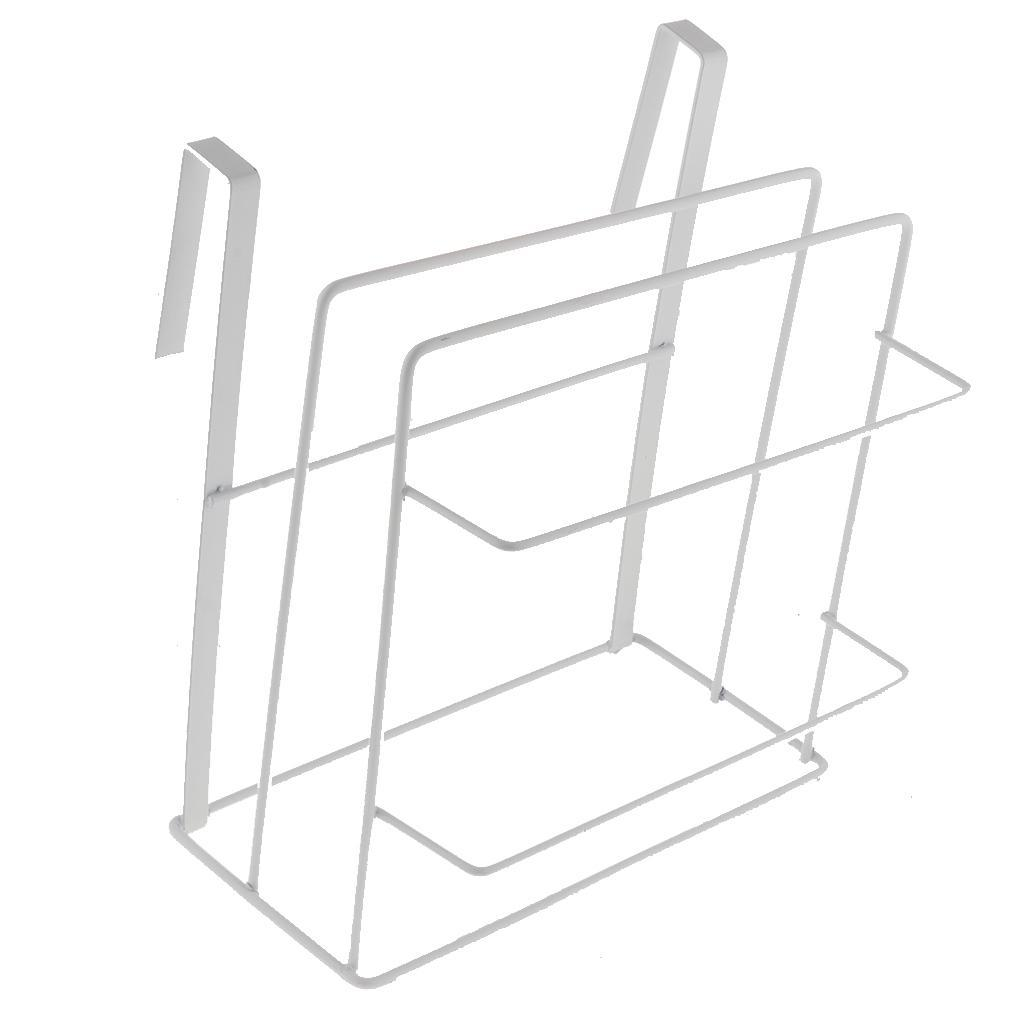 Cutting-Board-Pot-Cover-Lid-Holder-Kitchen-Shelf-Storage-Rack-Organizer-Tool thumbnail 3