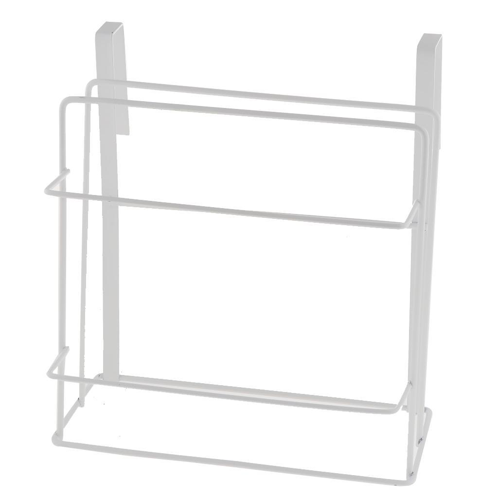 Cutting-Board-Pot-Cover-Lid-Holder-Kitchen-Shelf-Storage-Rack-Organizer-Tool thumbnail 4