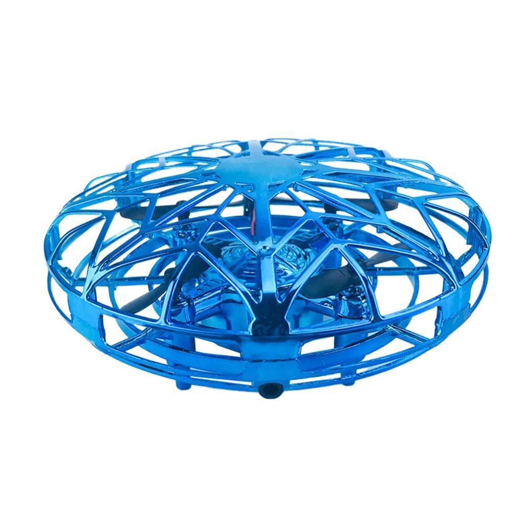 Hand-Controlled-Mini-Drone-UFO-Adults-Motion-Sensor-Flying-Toys-360-Rotating thumbnail 7