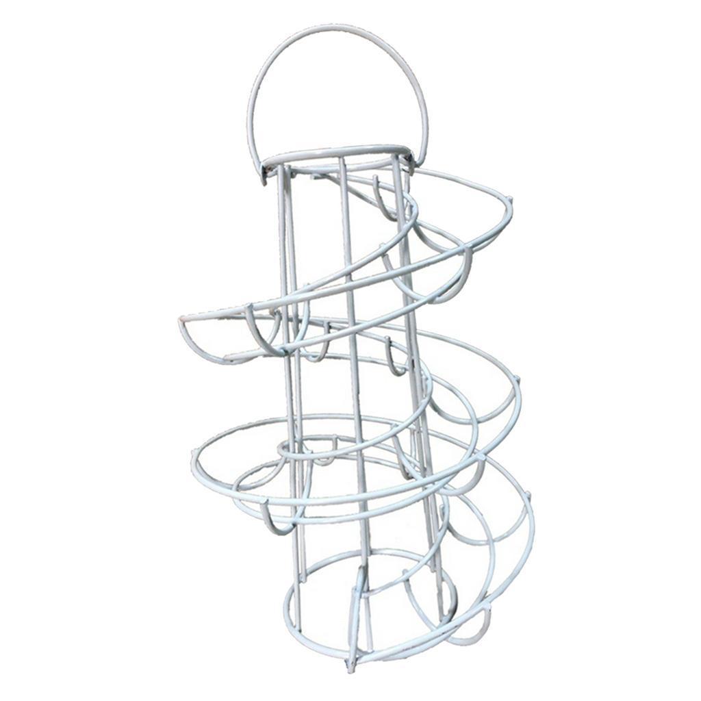 Dispenser-Per-Cestello-Per-Portauova-A-Spirale-Per-Porta-Moderna-A-Spirale-In miniatura 6