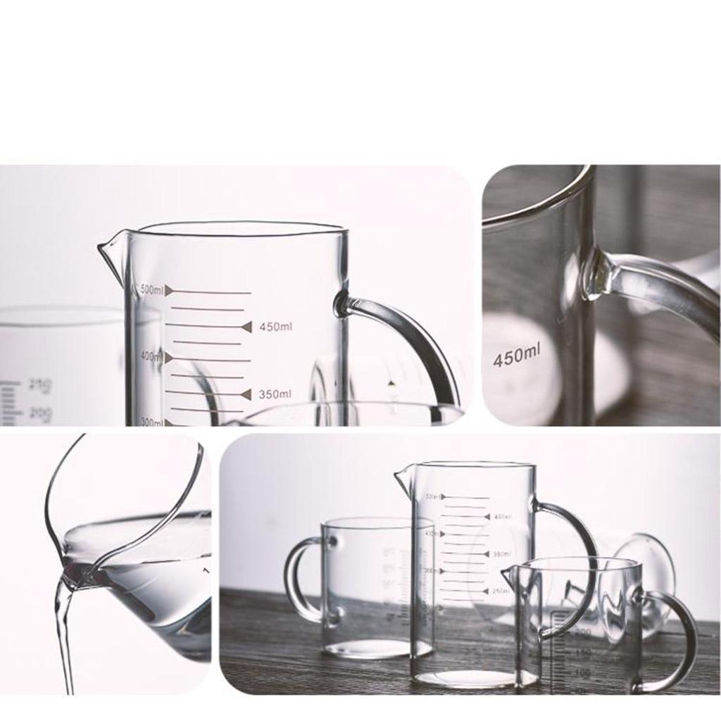 Misurino-in-vetro-borosilicato-con-intervalli-di-250-500ML-Accessori-da-cucina miniatura 25