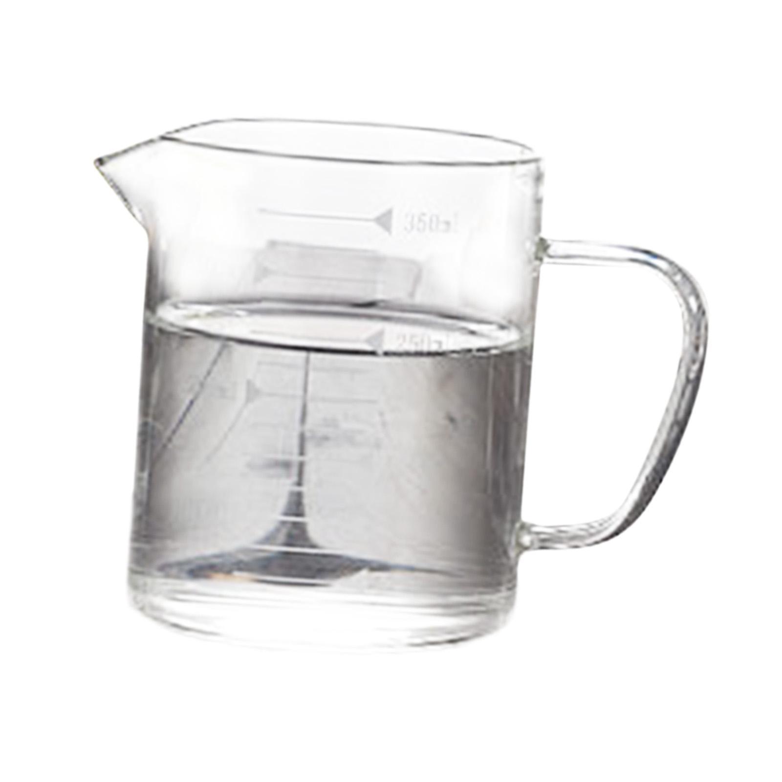 Misurino-in-vetro-borosilicato-con-intervalli-di-250-500ML-Accessori-da-cucina miniatura 16