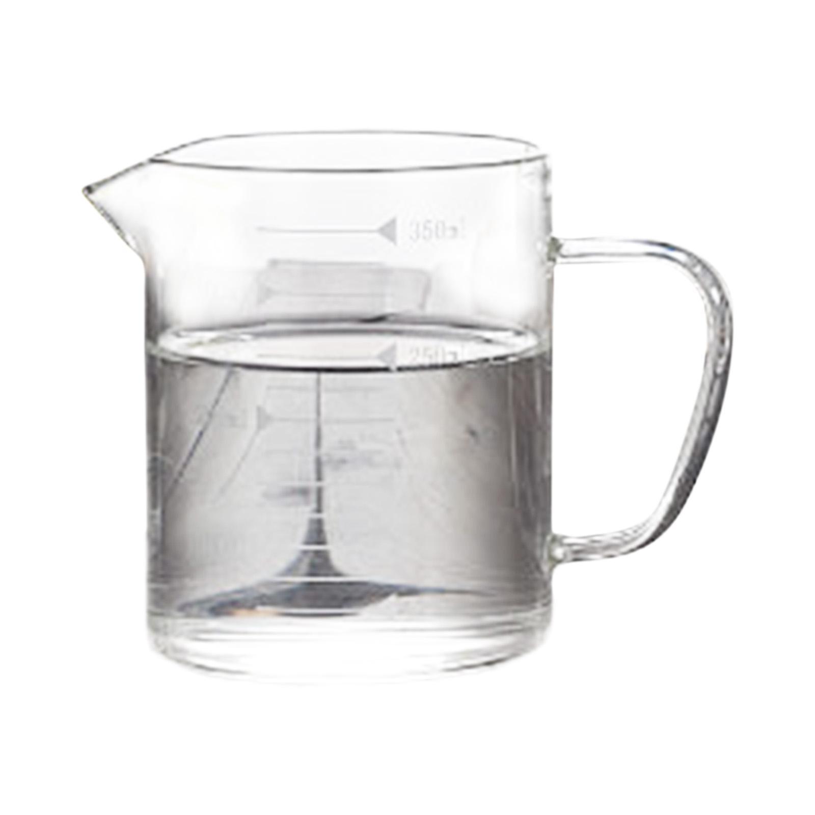 Misurino-in-vetro-borosilicato-con-intervalli-di-250-500ML-Accessori-da-cucina miniatura 17