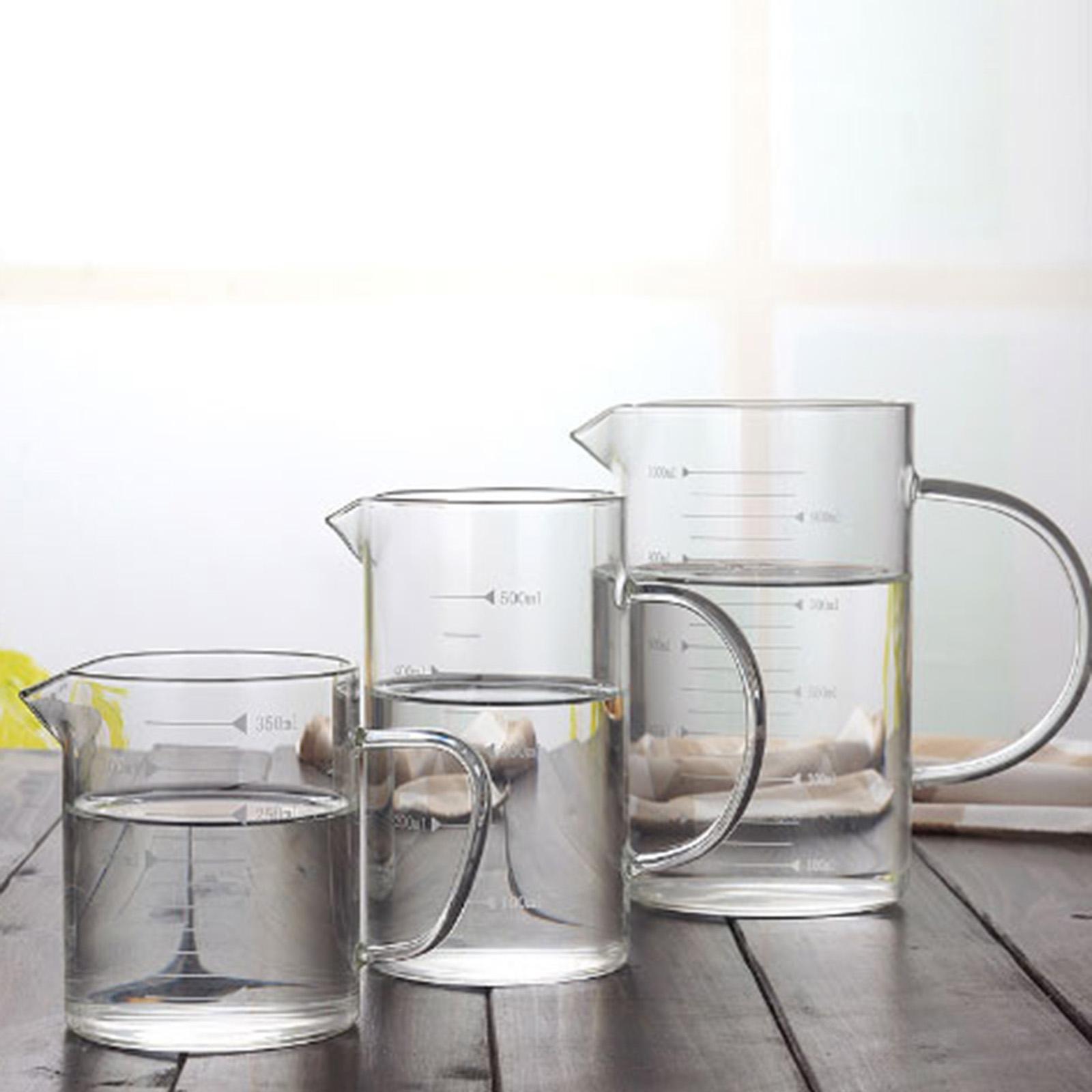 Misurino-in-vetro-borosilicato-con-intervalli-di-250-500ML-Accessori-da-cucina miniatura 22