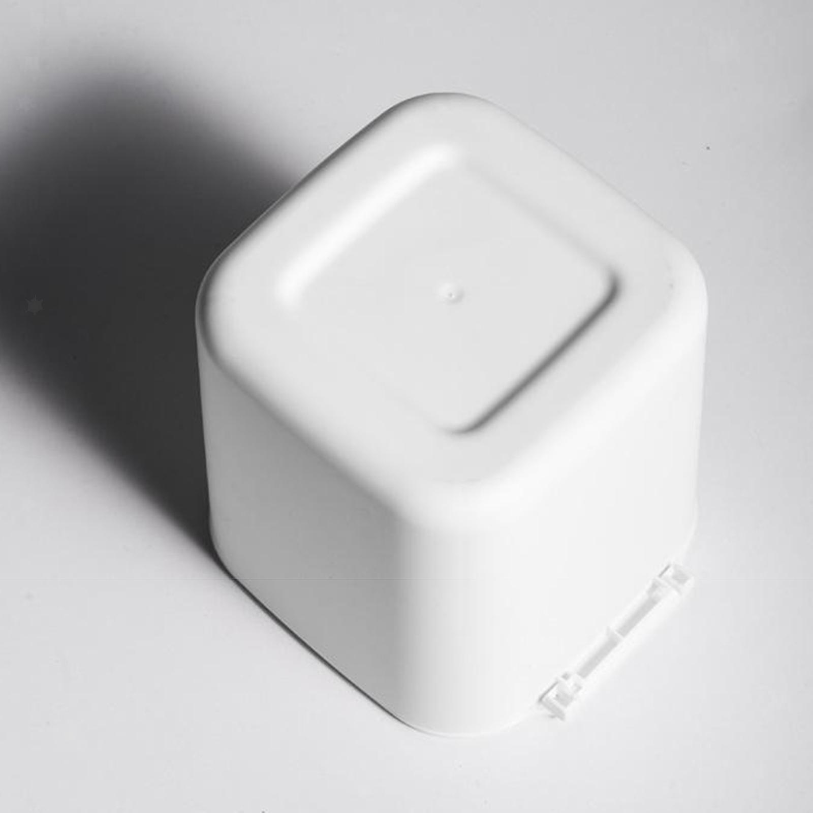 Cestino-della-spazzatura-del-bidone-della-spazzatura-di-plastica-4L-per-la miniatura 12