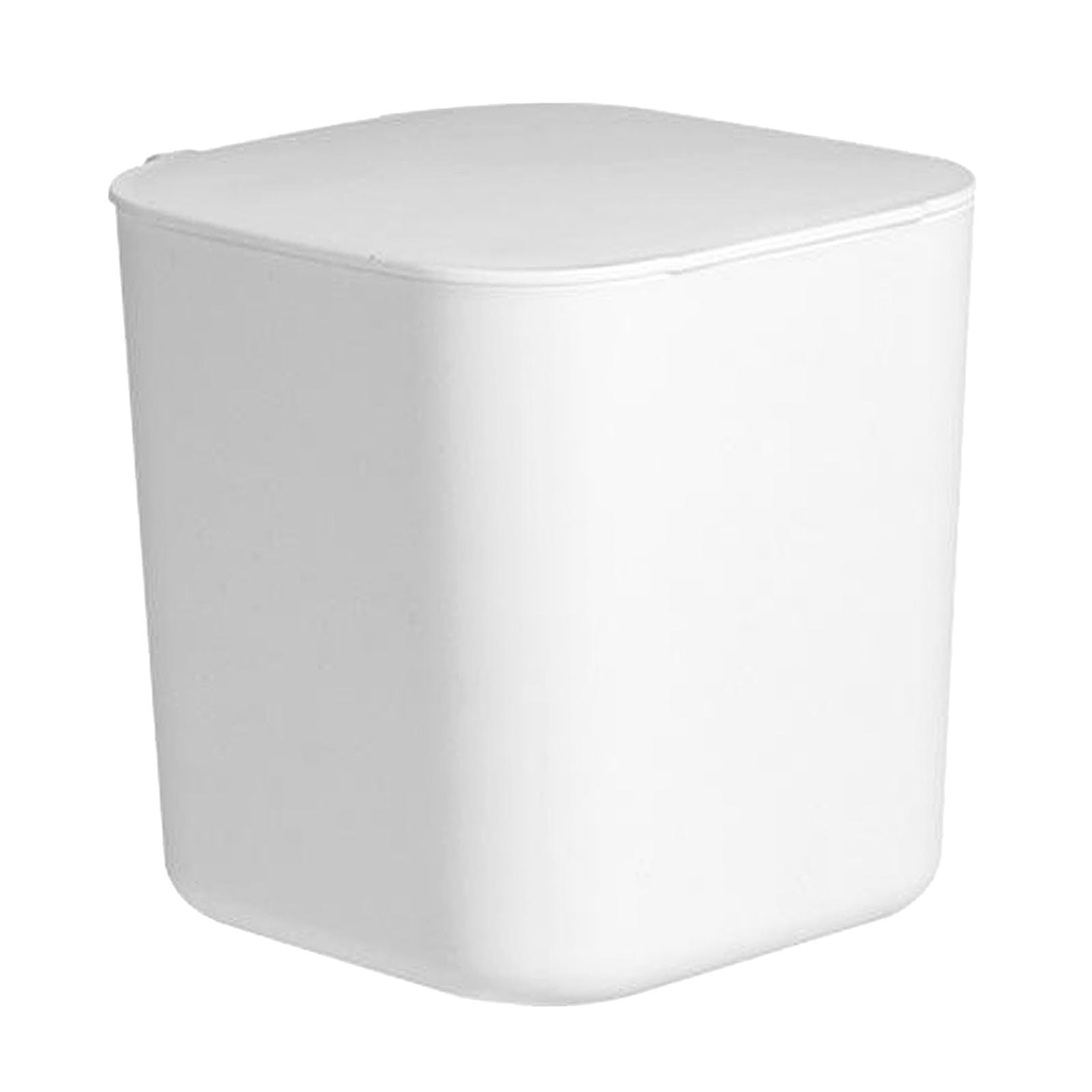 Cestino-della-spazzatura-del-bidone-della-spazzatura-di-plastica-4L-per-la miniatura 9