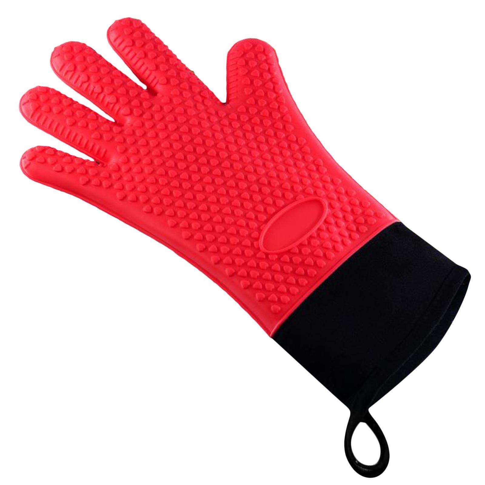 Guantes-para-horno-de-cocina-con-aislamiento-de-silicona-antideslizantes-guantes miniatura 11