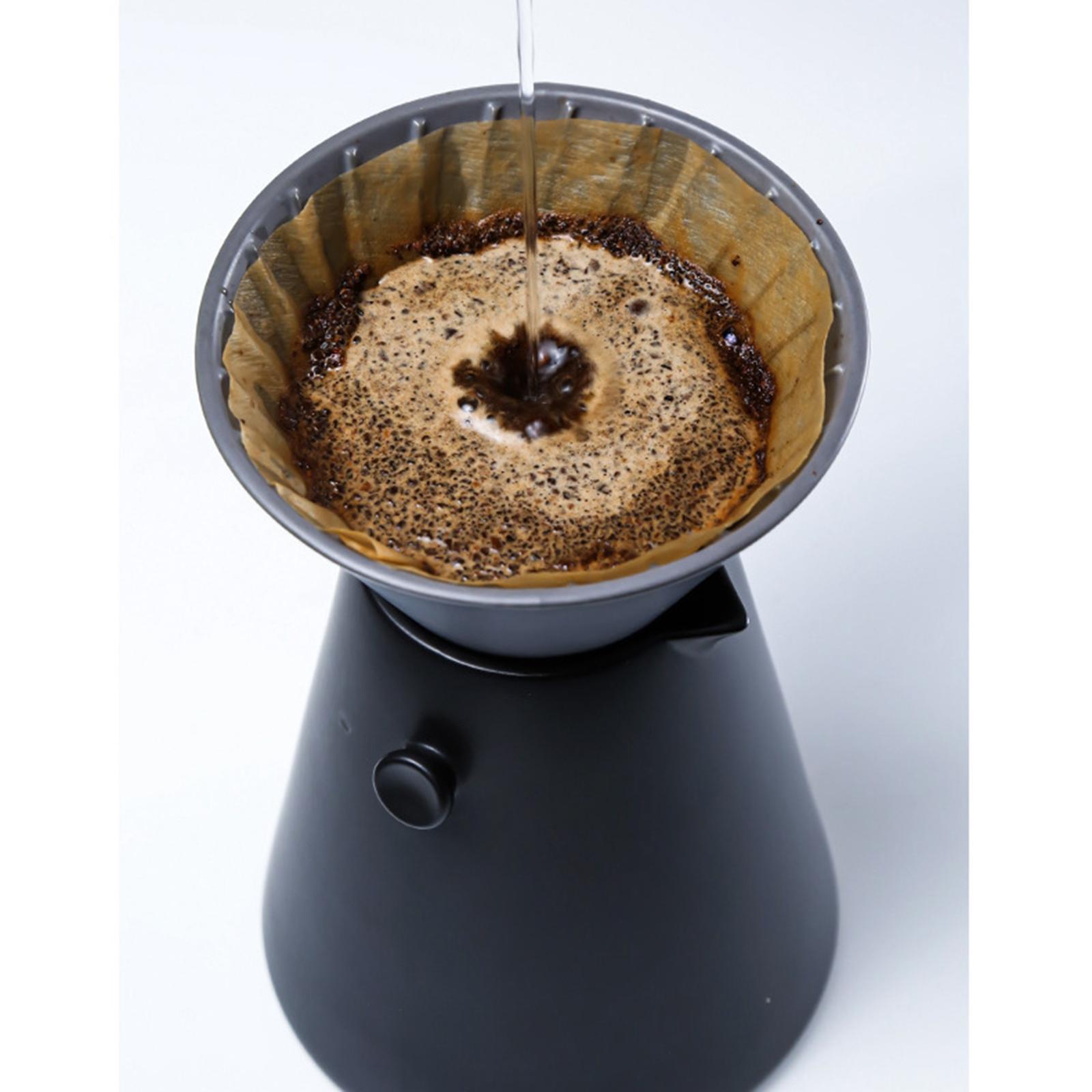 miniature 5 - Part-des-menages-Goutte-A-Goutte-Cafe-Verser-Sur-Cafe-Fabricant-Anti-goutte