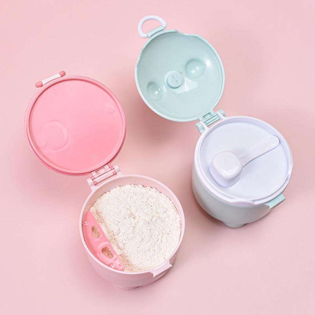 miniatura 4 - Distributore di Formula di bambino Neonato Latte In Polvere Box Essenziale