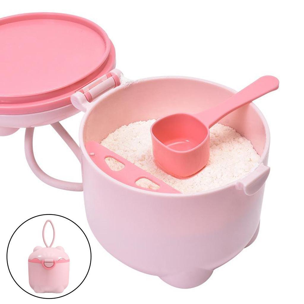 miniatura 3 - Distributore di Formula di bambino Neonato Latte In Polvere Box Essenziale