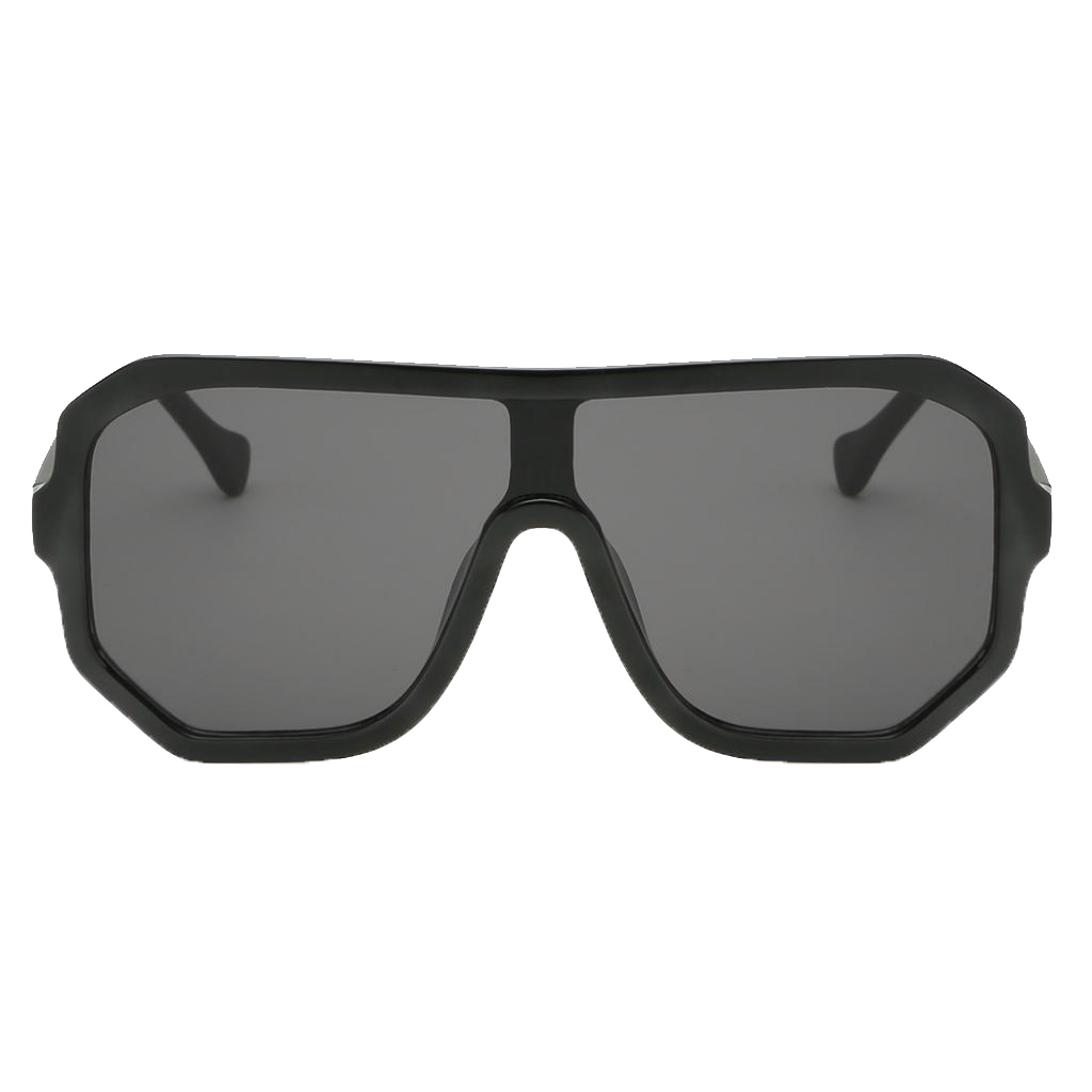 Frauen-Herren-Vintage-Style-Rechteck-Sonnenbrille-UV400-Flat-Top-Fashion Indexbild 7