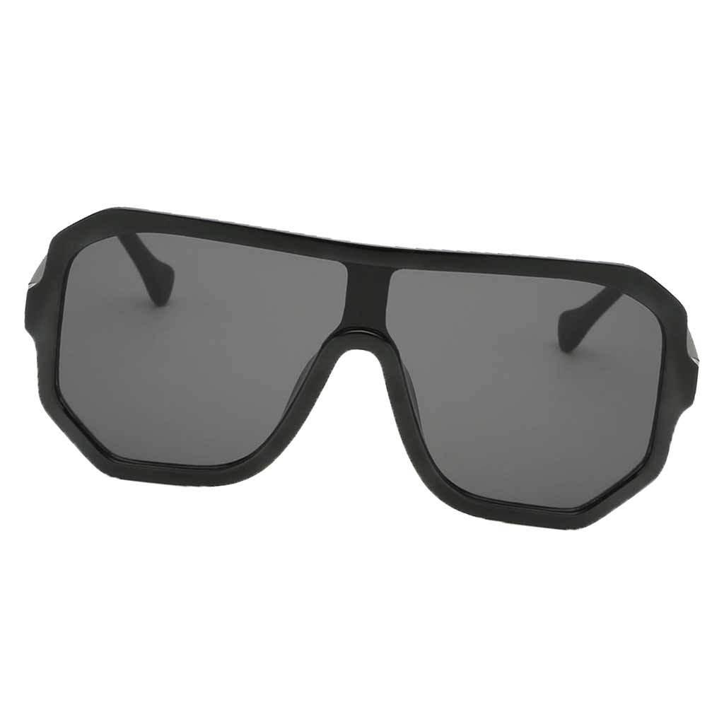 Frauen-Herren-Vintage-Style-Rechteck-Sonnenbrille-UV400-Flat-Top-Fashion Indexbild 10