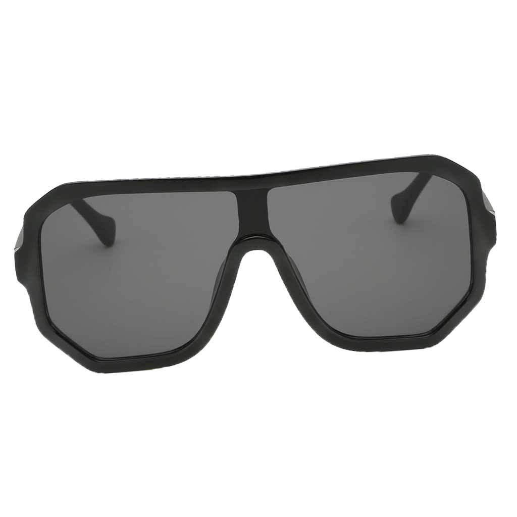 Frauen-Herren-Vintage-Style-Rechteck-Sonnenbrille-UV400-Flat-Top-Fashion Indexbild 6
