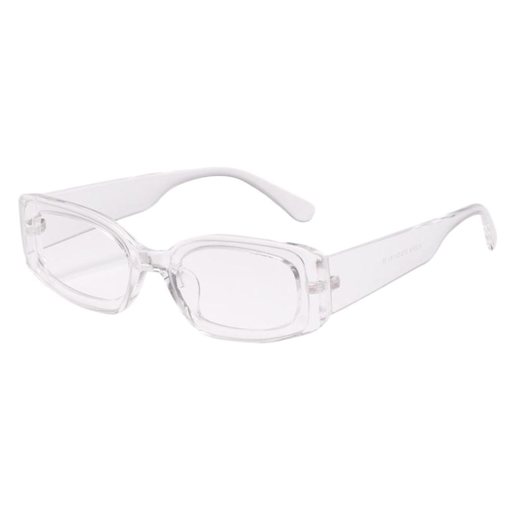 Frauen-Mens-Square-Sonnenbrillen-Fashion-Candy-Farbe-Sonnenbrille-Shade Indexbild 10