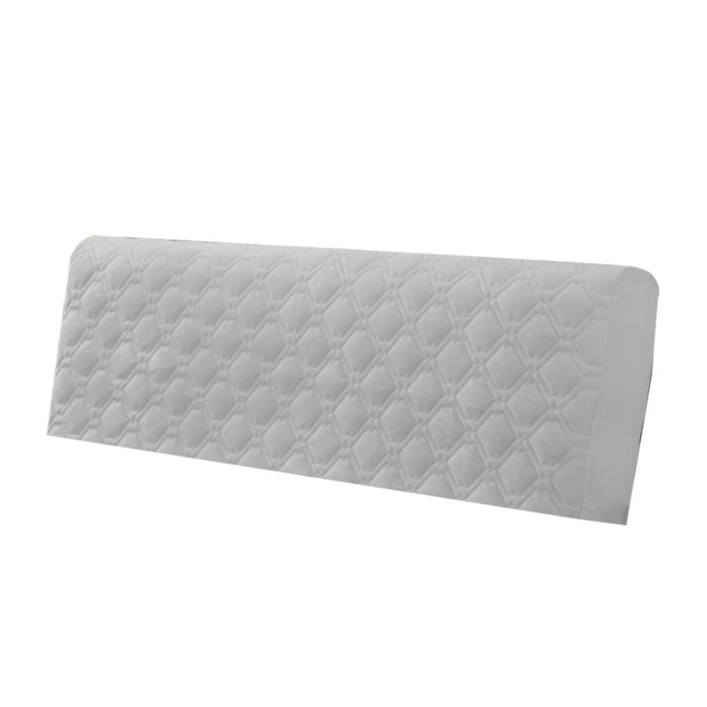 miniatura 38 - Copri-Testata-Letto-Protezione-da-Mobili-Fodera-Elastica-Antipolvere