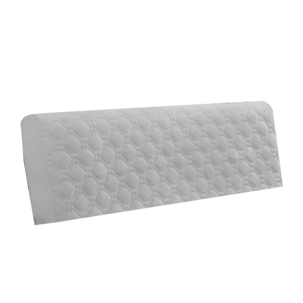 miniatura 36 - Copri-Testata-Letto-Protezione-da-Mobili-Fodera-Elastica-Antipolvere