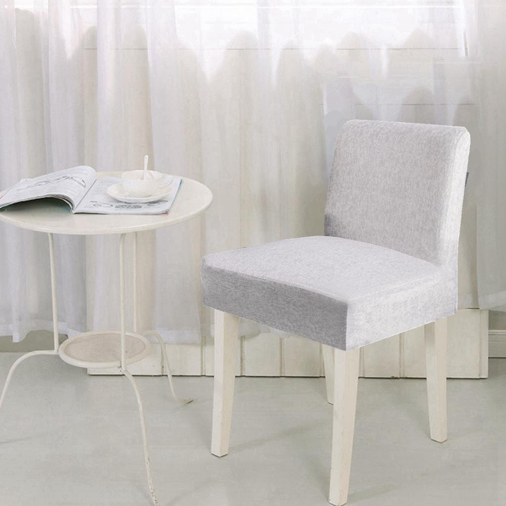 2pcs-chaise-de-salle-a-manger-a-dos-court-couvre-tabouret-de-comptoir-de-bar miniature 3
