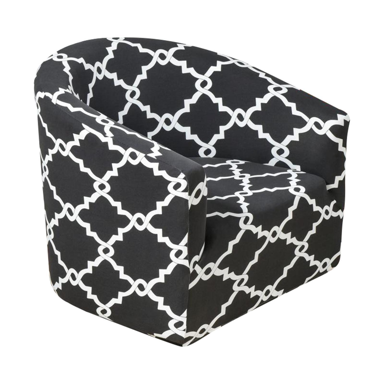 miniatura 16 - Fodera per poltrona singola per poltrona Fodera per sedia in colori assortiti