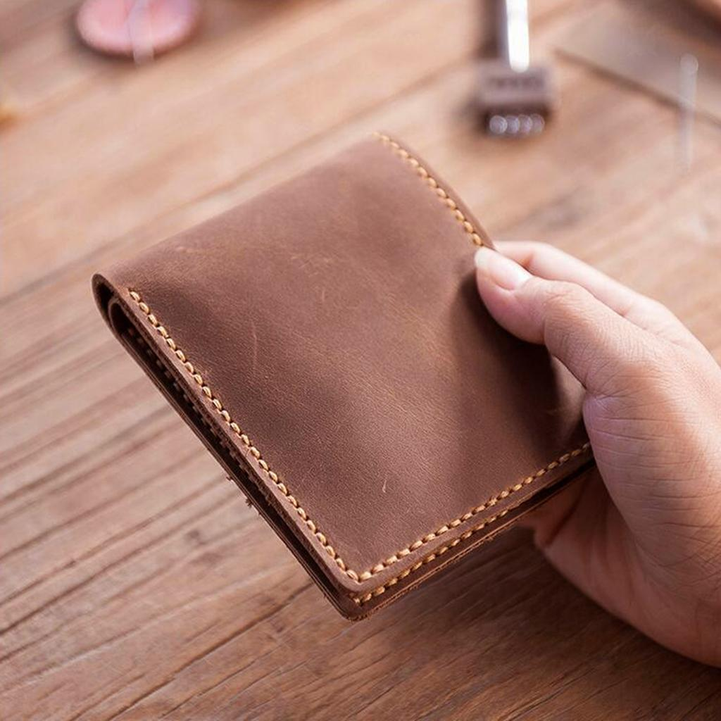 craft tools assorted kit for diy mens leather wallet card